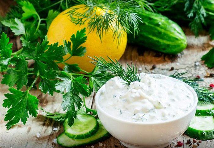 Нежный, лёгкий и очень вкусный соус.  Фото: google.ru.