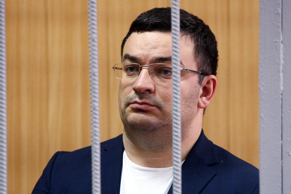 Замдекана юрфака МГУ Владимир Степанов-Егиянц заключен в СИЗО