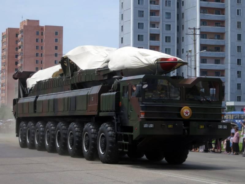 Глава МВБ США не стал отвечать на вопрос о защищенности страны от ракет КНДР