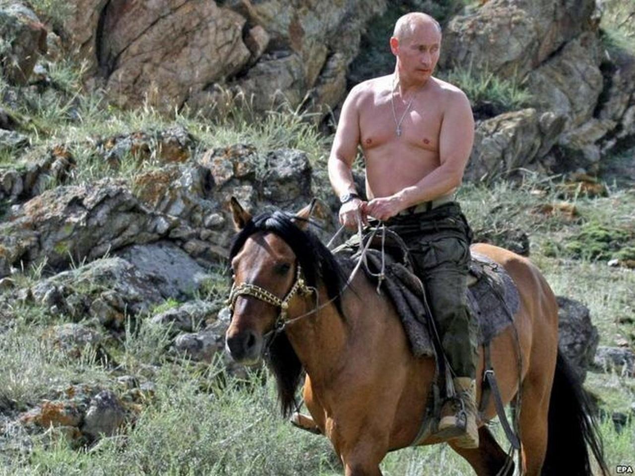 Голый торс Путина как отягчающее обстоятельство