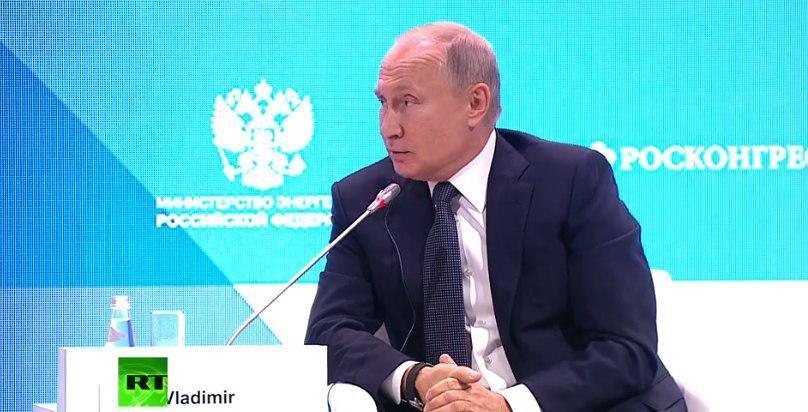 Путин назвал два законных способа для США по размещению войск в Сирии