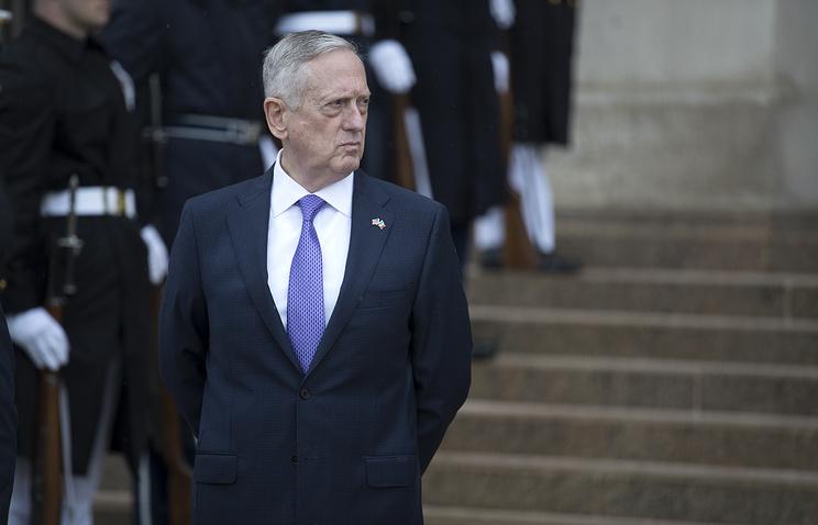 Глава Пентагона признался, что шокирован низкой боеготовностью армии США