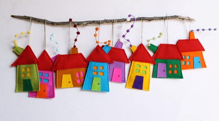 Как сделать панно для детской комнаты: несколько интересных идей