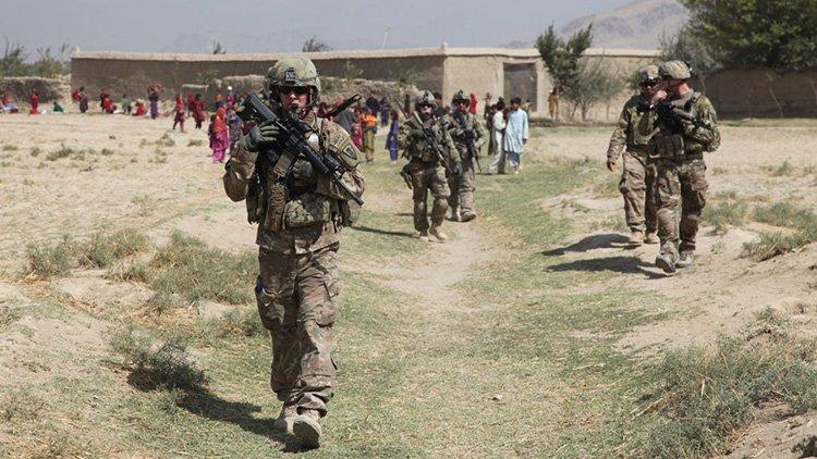 В МИД РФ выразили обеспокоенность наличием баз США в Афганистане