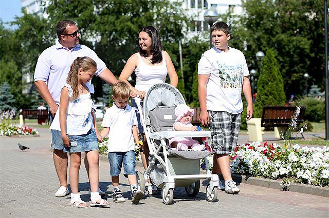 Детей много, а льгот мало. Что положено большим семьям?