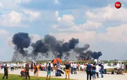 Истребитель МиГ-21 разбился в Румынии
