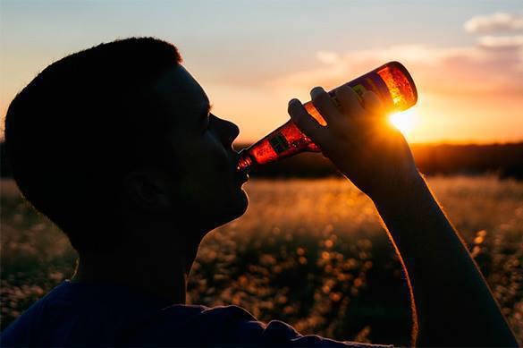 Прибалты и украинские дети — самые пьющие в мире