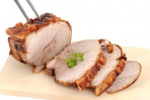Запеченная свинина: Рецепт п…