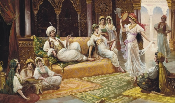 Как становились евнухами и что входило в их обязанности в гаремах султанов