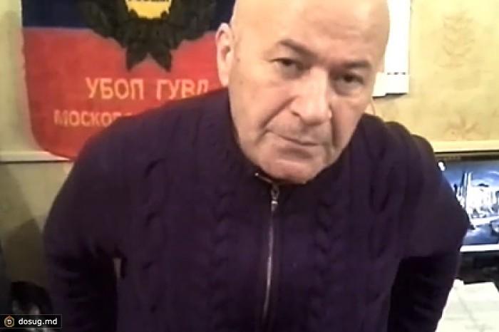 На Украине задержали вора в законе Пецо, освобожденного в РФ по состоянию здоровья