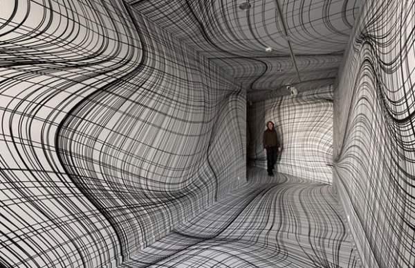 Оптическая иллюзия от австри…