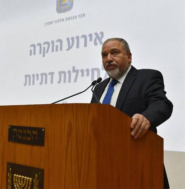 А.Либерман сообщил, в каких случаях Израиль не будет учитывать зоны деэскалации в Сирии