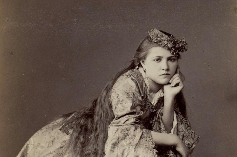 Гламурная мода 1890-х
