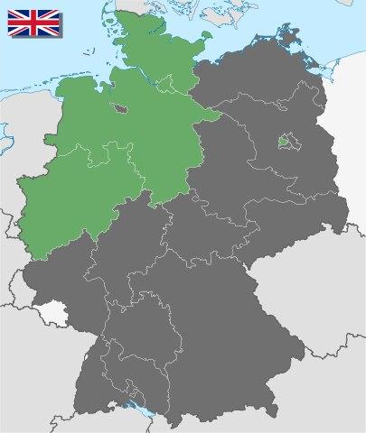 Немцы под британскими демократами