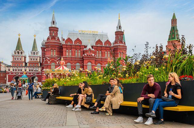 871-й день рождения. Москва готовится к своему празднику