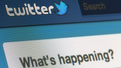 Большие города выбирают Twitter