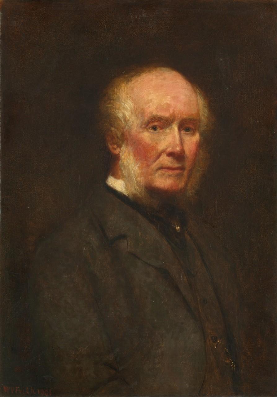 Уильям Пауэлл Фрайт (1819-1909)  и его картины