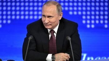 Шойгу объявил благодарность военным, обеспечившим безопасность Путина в Сирии