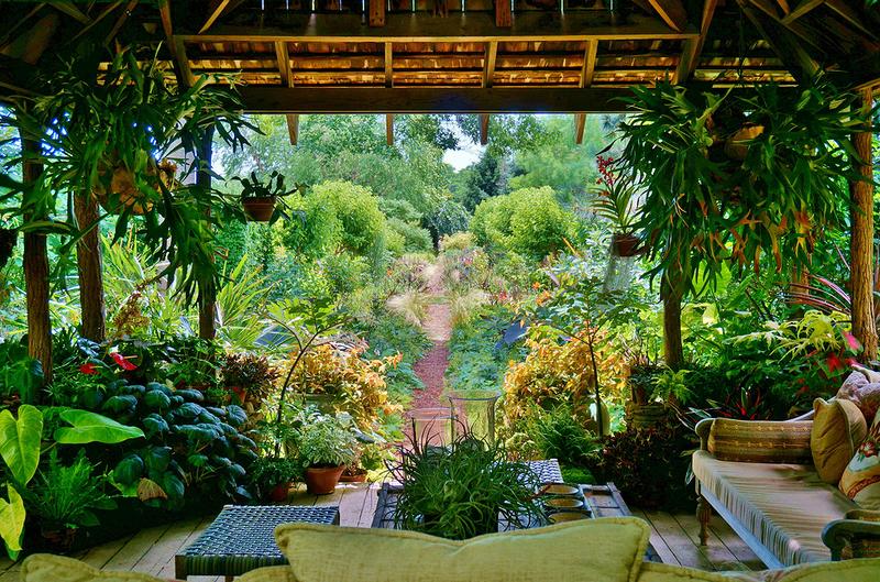 Частный сад Landcraft Environments, США