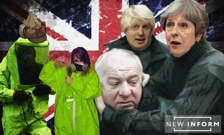 Скандал в Солсбери: британск…