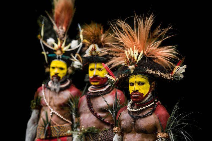 Мама, одни папуасы! Как живёт народ, не испорченный цивилизацией