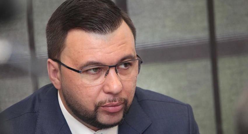 ЦИК ДНР зарегистрировала Пушилина в качестве кандидата на пост главы республики