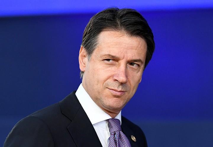 Премьер-министр Италии прибыл в Россию