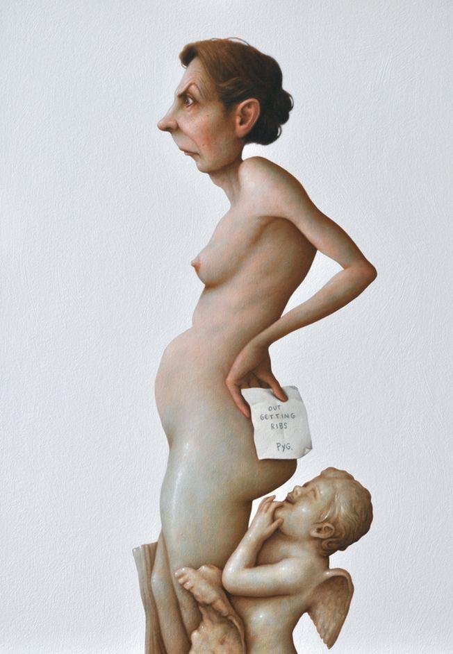 Современный итальянский художник. Fabio D'Aroma