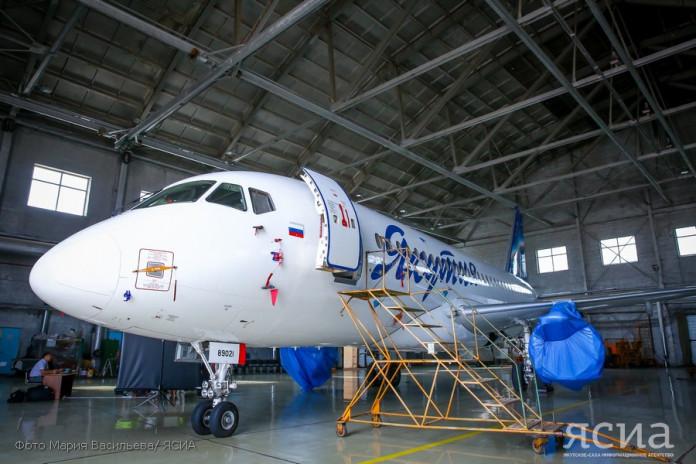 Авиакомпании «Якутия» назвала Сухой Суперджет-100 ненадежным самолетом