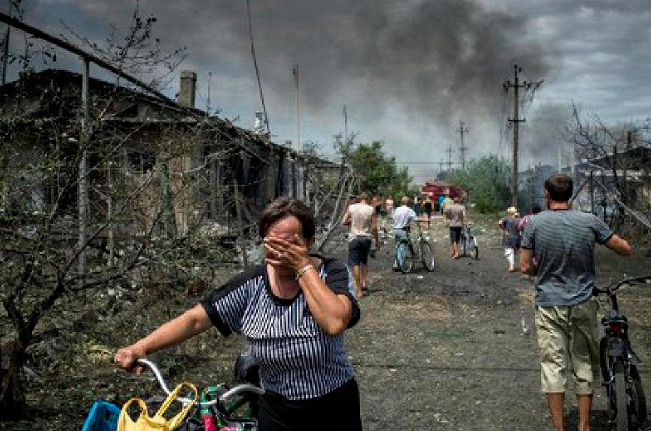 Когда Украина нападет на Донбасс