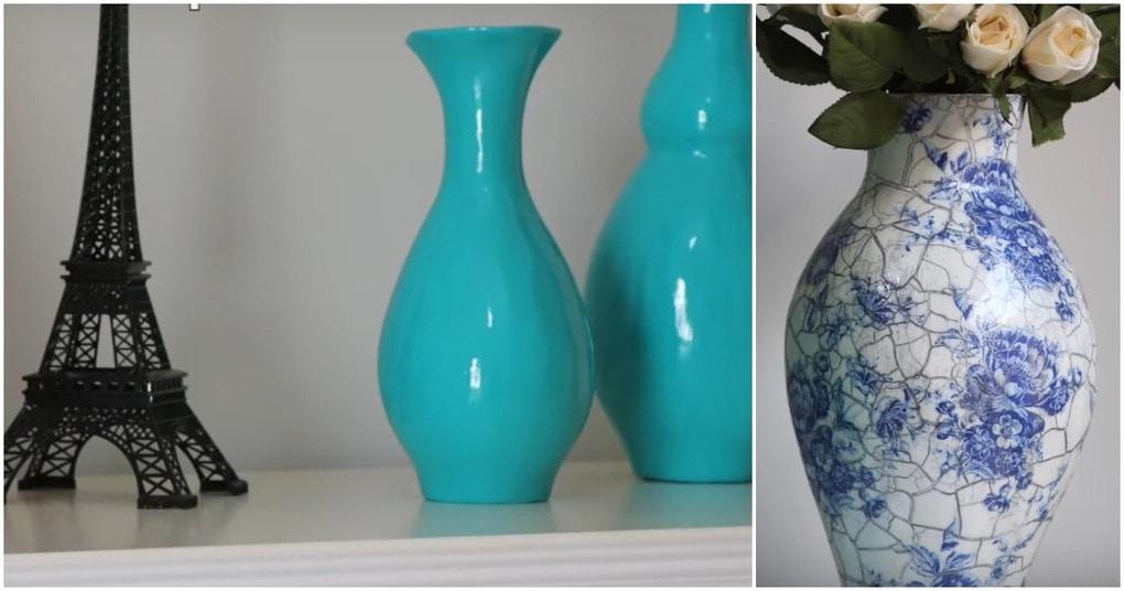 Вот такие прекрасные вазы мо…