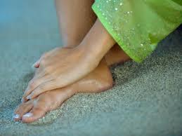 Оздоровительный массаж ног в домашних условиях