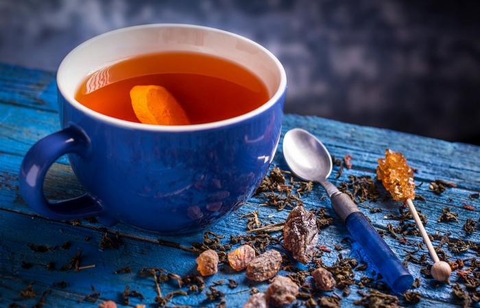 Польза черного чая: здоровье костей.
