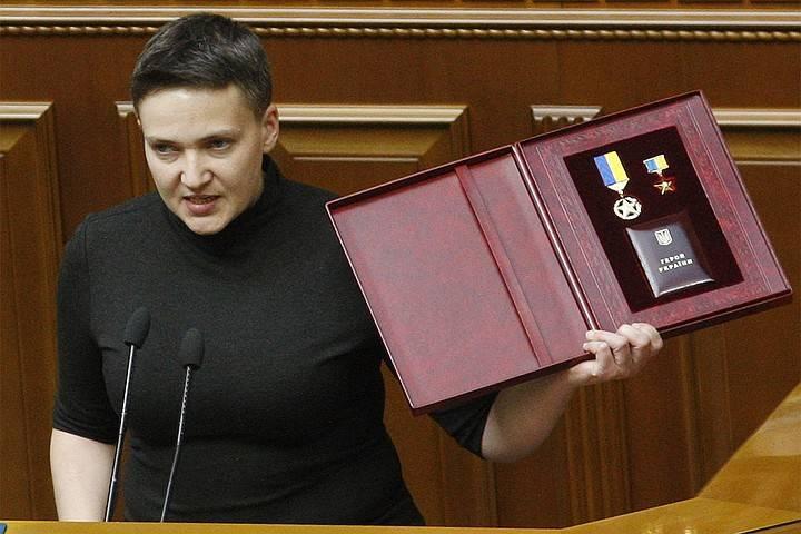 Почему Порошенко решил выпустить Надежду Савченко