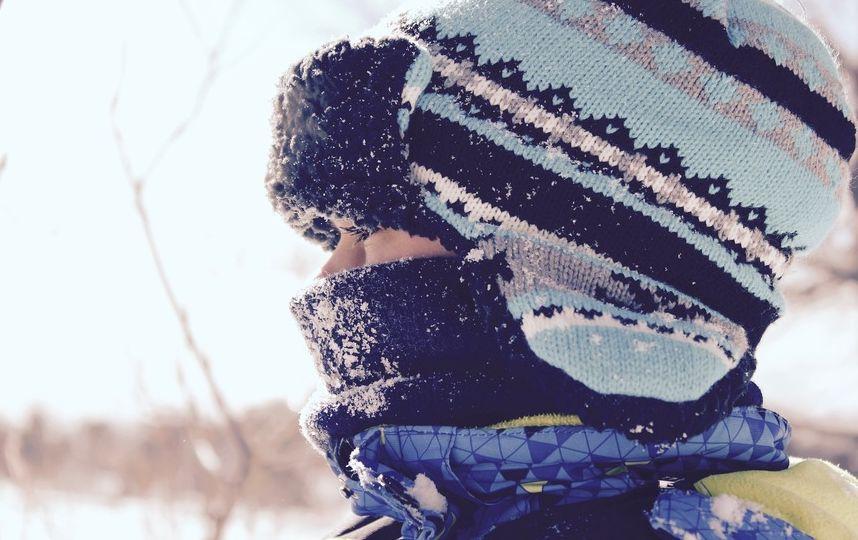 Полицейские спасли замерзающую пятилетнюю девочку в Красноярском крае