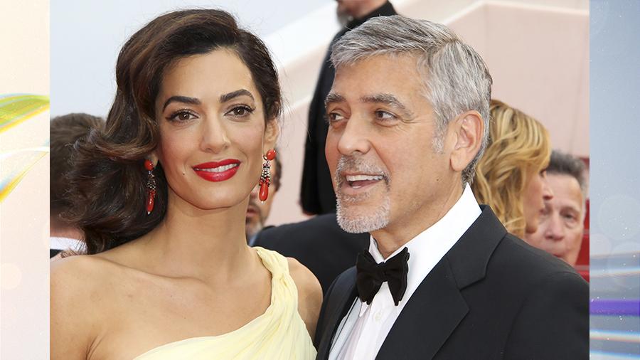 Джордж Клуни и Гоша Куценко стали отцами, Бари Алибасов отметил 70-летний юбилей, а Наталья Штурм публично обнажилась