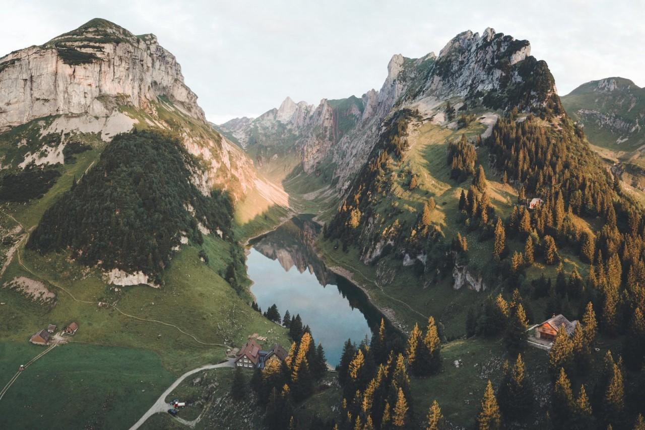 Шикарные северные пейзажи в объективе бельгийского фотографа европа, мишель питерс, пейзажи, фотографии