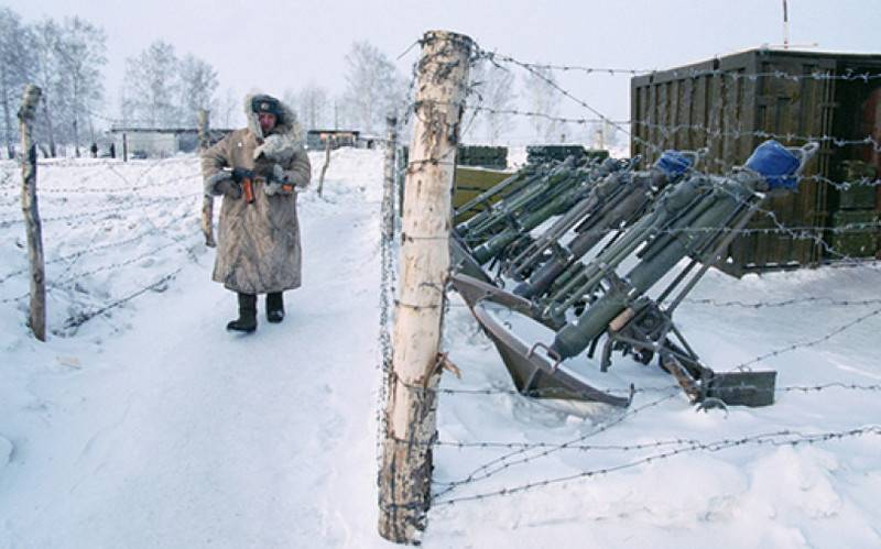 В России разработаны устройства для контроля караульных