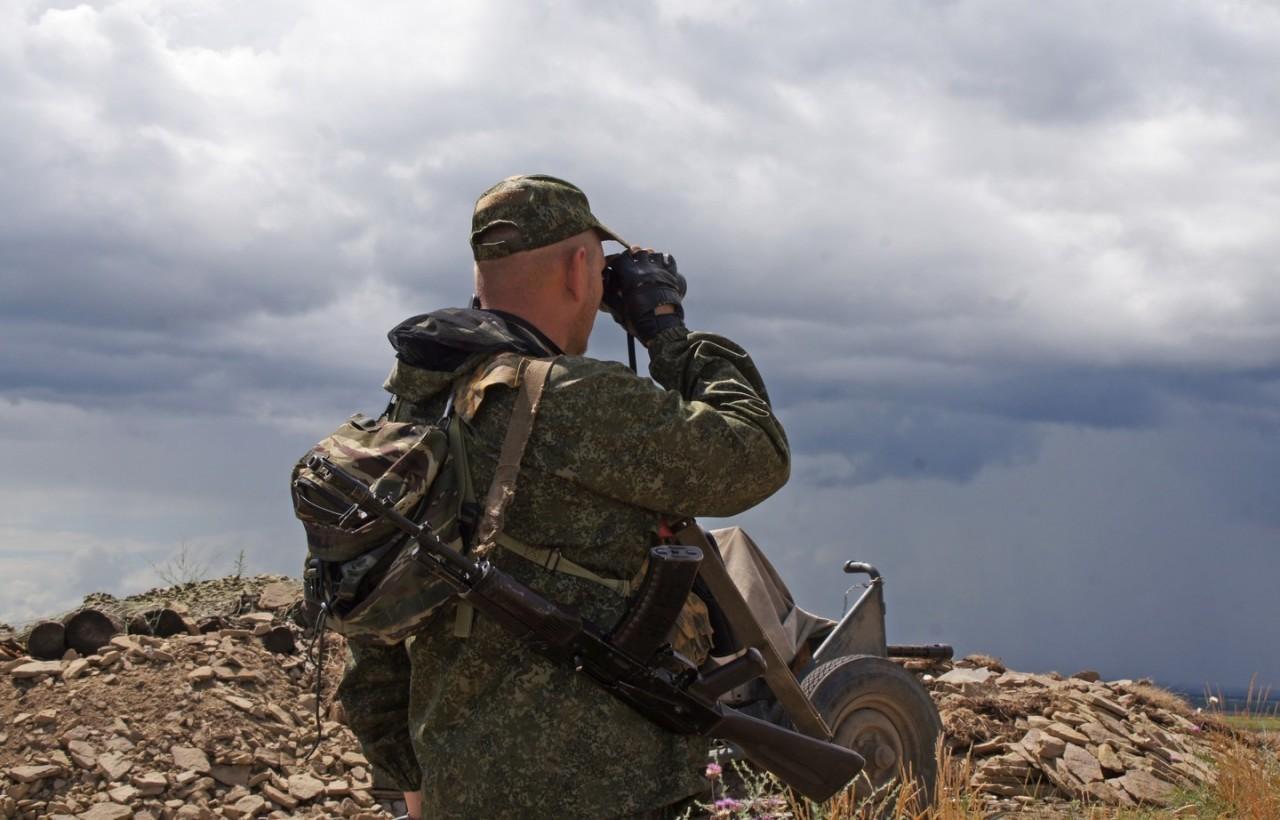 В ЛНР сообщили о прибытии в Донбасс спецназа Украины в форме российских военных