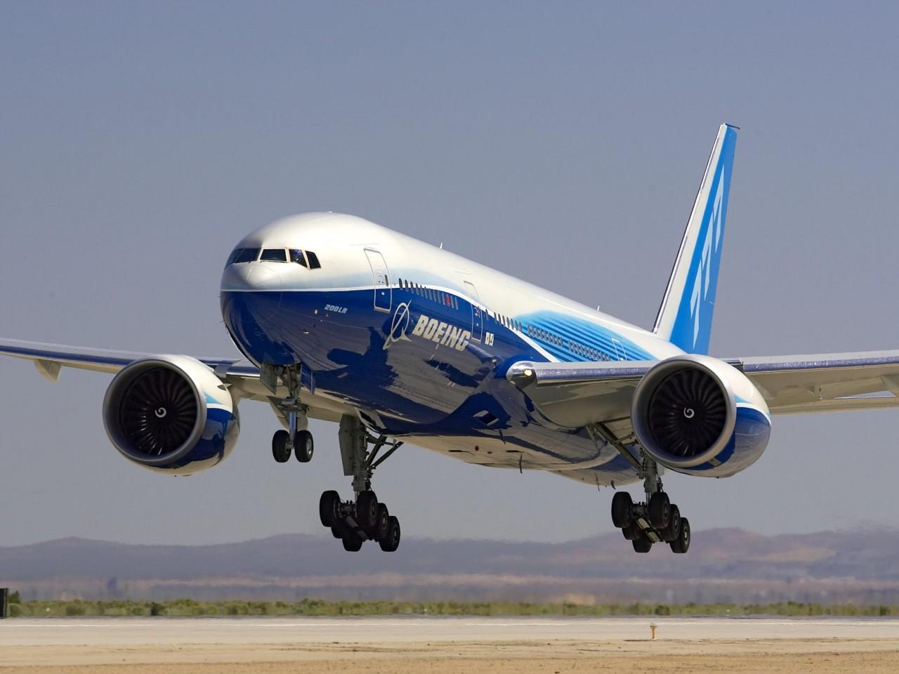 Boeing 777: История самолета…