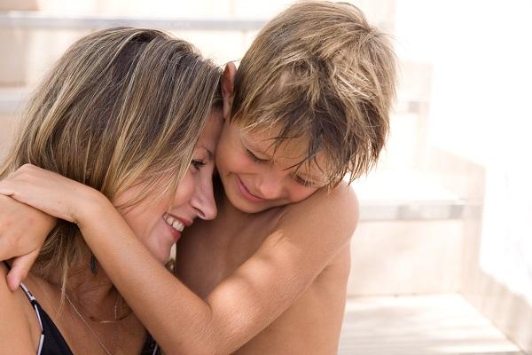 Растить сына нужно с любовью! Правила воспитания, которые должна знать каждая мама…