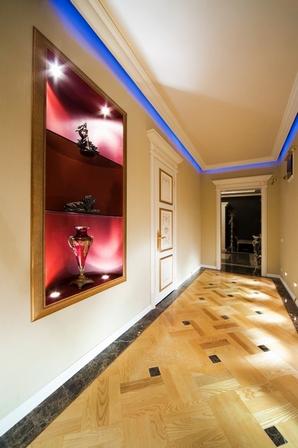 ниша в коридоре