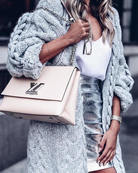 Модный образ зимой 2018 года: тенденции в женской одежде, макияже и прическах