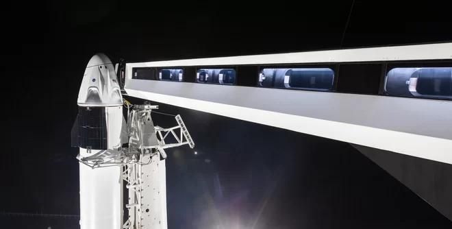 Первый полет Crew Dragon к МКС состоится в феврале