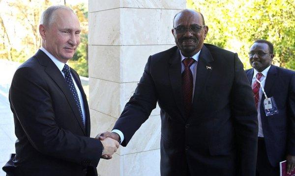 РФ и Судан рассматривают возможные направления развития сотрудничества