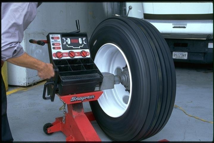 Какие нарушения чаще других встречаются при балансировке колес?