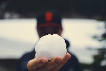Сотрудники МЧС составили правила поведения  зимних игр на улице