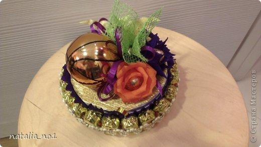 Мастер-класс Свит-дизайн МК по изготовлению лилии Бумага гофрированная фото 20