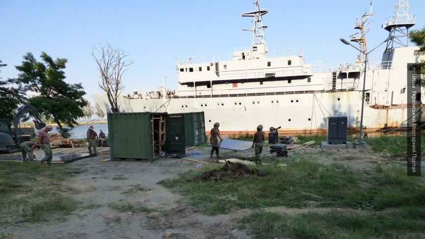 «Зеленый свет» НАТО: Совфед назвал провокацией размещение центра ВМС США на территории Украины