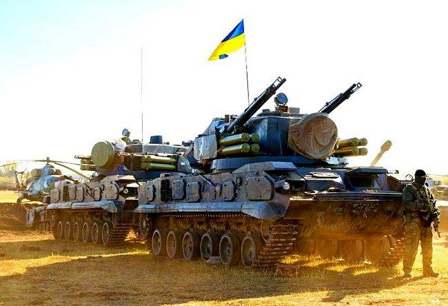 Войну с Россией Украина проиграет за неделю